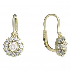 BeKid, Gold kids earrings -851