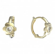 BeKid, Gold kids earrings -1342