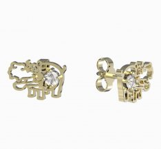 BeKid, Gold kids earrings -1188