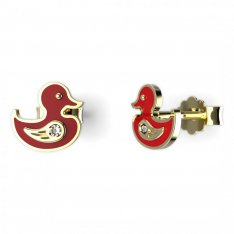 BeKid, Gold kids earrings -1275