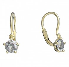 BeKid, Gold kids earrings -874