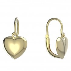 BeKid, Gold kids earrings -865o
