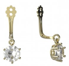 BeKid Gold earrings components I5