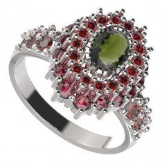 BG ring 243-X oval