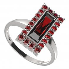 BG ring square 837-I