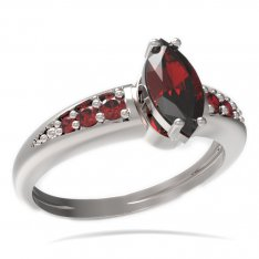 BG ring oval stone 483-J
