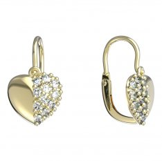 BeKid, Gold kids earrings -865
