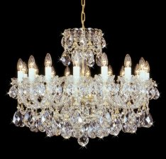 Crystal chandelier-LQQQQB153