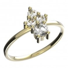 BeKid, Gold kids ring -159