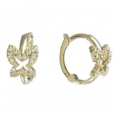 BeKid, Gold kids earrings -1344