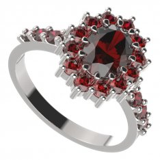 BG ring 298-Z oval