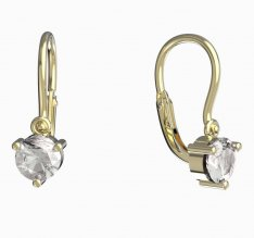 BeKid, Gold kids earrings -782