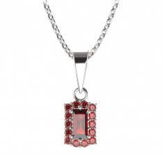BG pendant rectangle 431-0