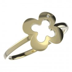 BeKid, Gold kids ring -849