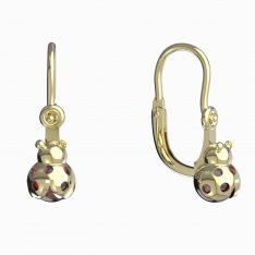 BeKid, Gold kids earrings -1245