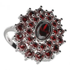 BG ring oval 021-I