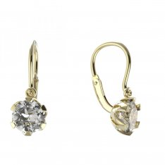 BeKid, Gold kids earrings -872