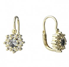 BeKid, Gold kids earrings -319