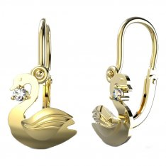 BeKid, Gold kids earrings -1278