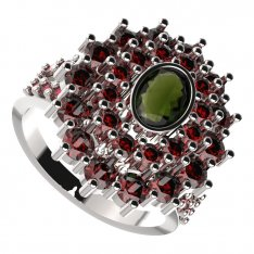 BG ring oval 021-Y
