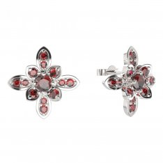 BG earring flower – 404