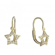 BeKid, Gold kids earrings -826